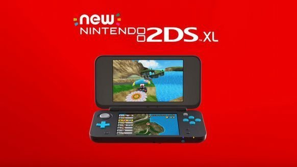 Nintendo 2DS XL tanıtıldı!