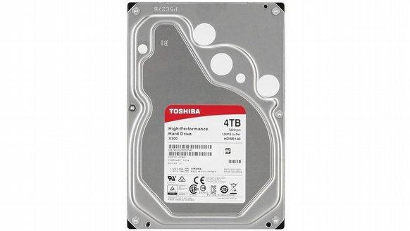 Toshiba X300 4TB