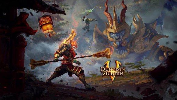 Dungeon Hunter 5 güncellendi!
