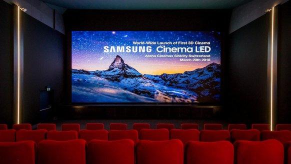 Sinema salonlarına bir ilk geliyor