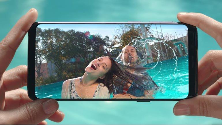 En yaratıcı videoya Galaxy S9+