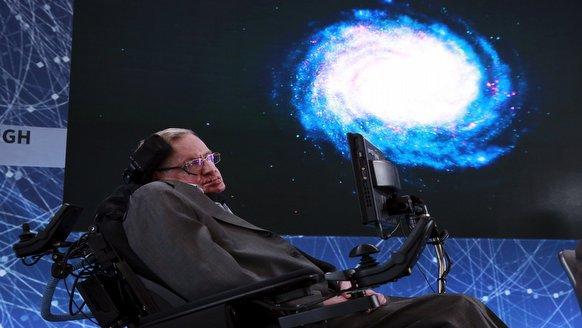 ESA'dan uzaya Hawking mesajı