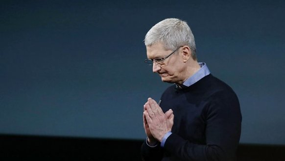 Tim Cook'tan Trump'a itiraz...