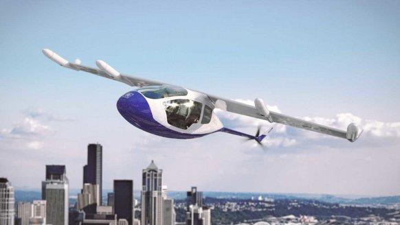 "Rolls-Royce'tan ""uçan araba"""