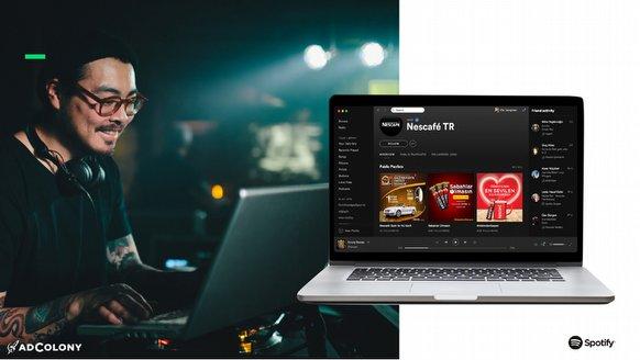 Spotify, reklam için anahtar