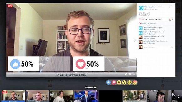 Facebook Yayıncılık Yarışına Mı Dahil Oluyor?