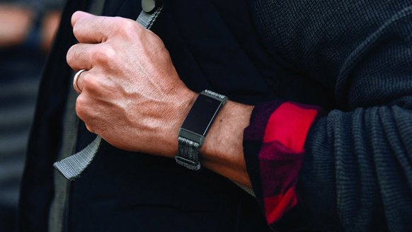 Fitbit Charge 3 tanıtıldı!