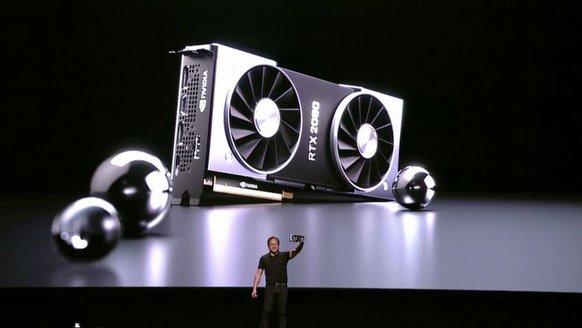 Nvidia, RTX serisini tanıttı!