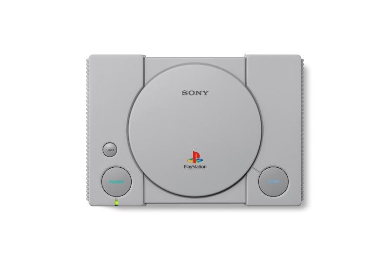 PlayStation Classic duyuruldu!