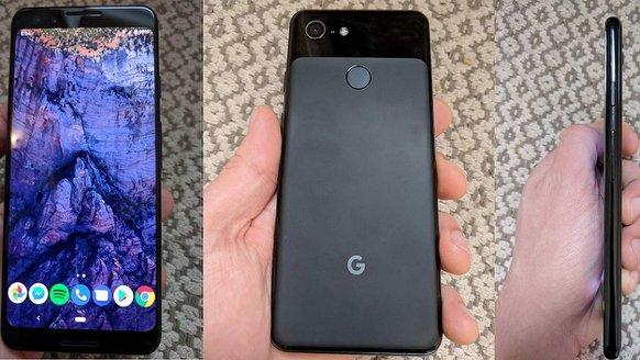 Google Pixel 3 Çin'de görüntülendi