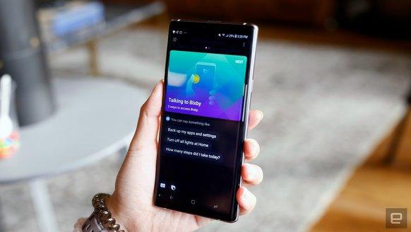 Bixby'den Sıkılan Note 9 Kullanıcılarına İyi Haber