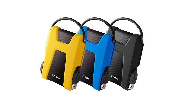 ADATA HD680 ve HV320 Diskler Tanıtıldı