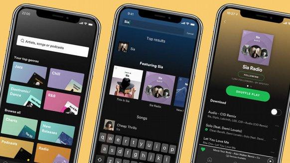 Spotify'dan Birkaç Yenilik Daha Var