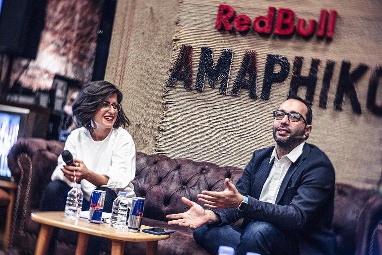 Red Bull Amaphiko Connect Başlıyor!