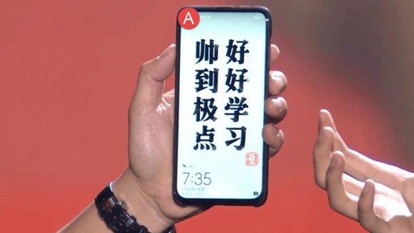 Huawei Nova 4, Delikli Kamera İle Geliyor