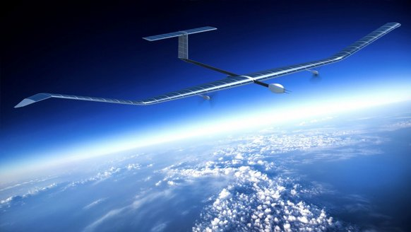 Facebook ve Airbus'ın drone ortaklığı