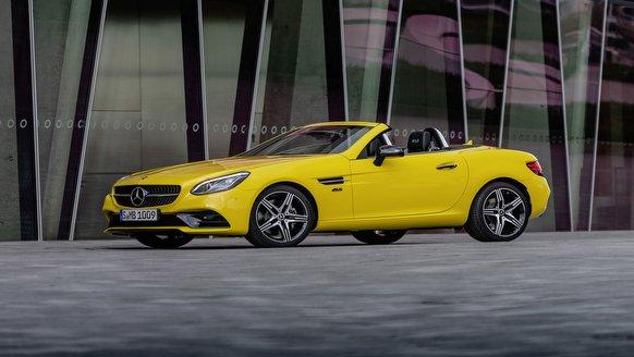Mercedes SLC serisinin sonlandığını duyurdu