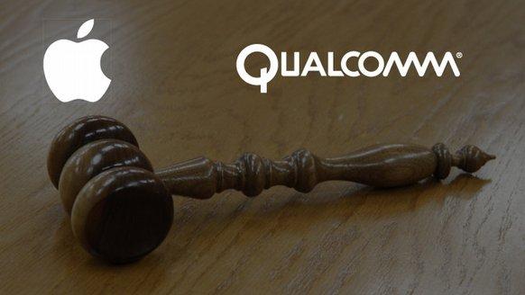 Apple'dan Qualcomm'a ödeme!