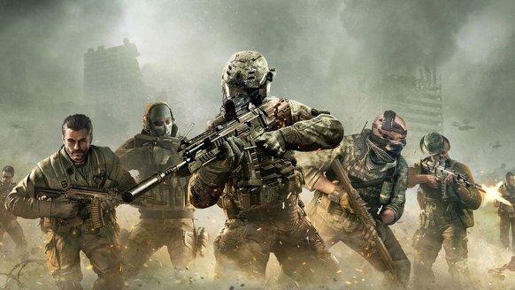 Call of Duty Mobile geliyor!