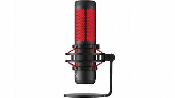 HyperX'ten özel mikrofon