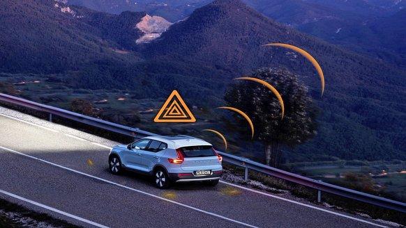 Volvo otomobillere yeni özellikler