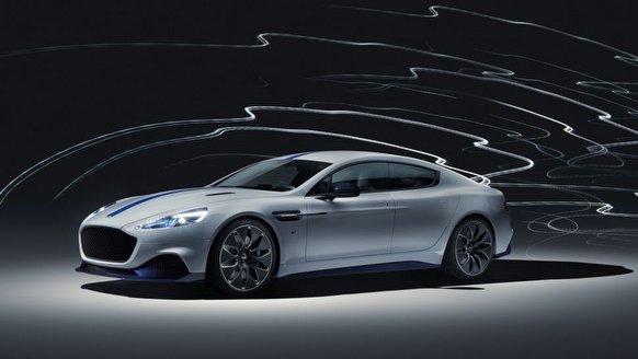 Aston Martin'den ilk tam EV