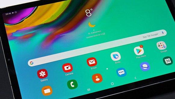 Samsung'un tableti göründü