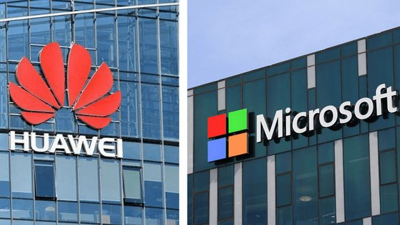 Microsoft'tan Huawei'e büyük müjde