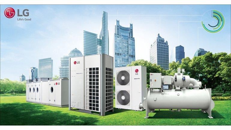 LG'den enerji tasarrufuna destek