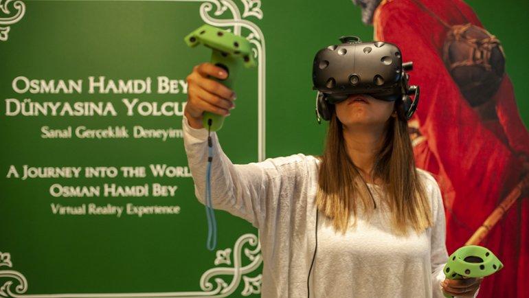 VR ile Kaplumbağa Terbiyecisi olun!