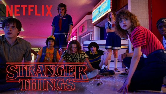 Stranger Things'e dev transfer