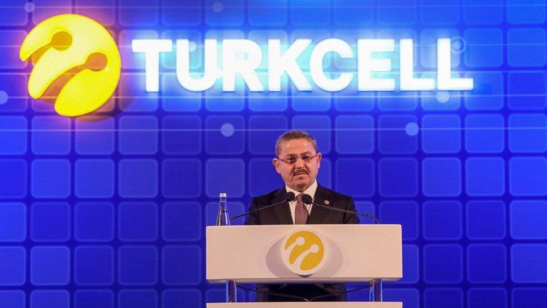 Turkcell'den Türkiye'ye yatırım