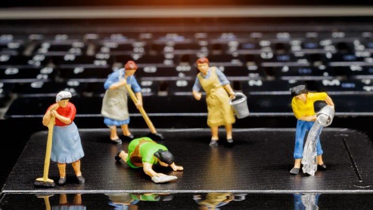 Dijital temizlik için 8 tavsiye