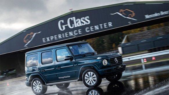 Mercedes, Elektrikli G-Sınıfı Sunmaya Hazırlanıyor