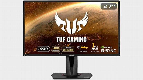 Asus TUF Gaming VG27AQ İncelemesi