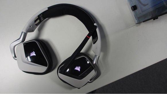 Corsair Void Elite Wireless RGB