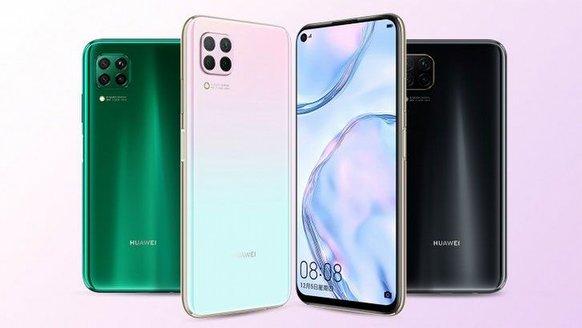Huawei P40 Lite tanıtıldı