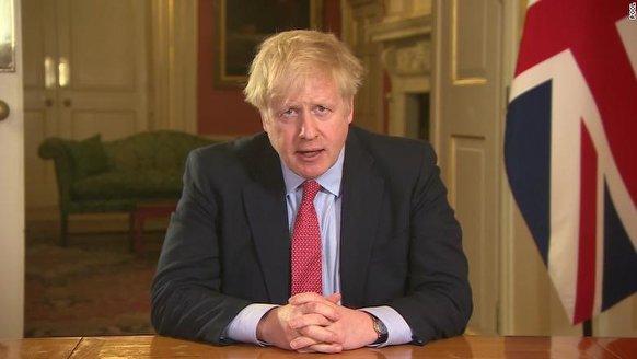 Boris Johnson'a Koronavirüs şoku!