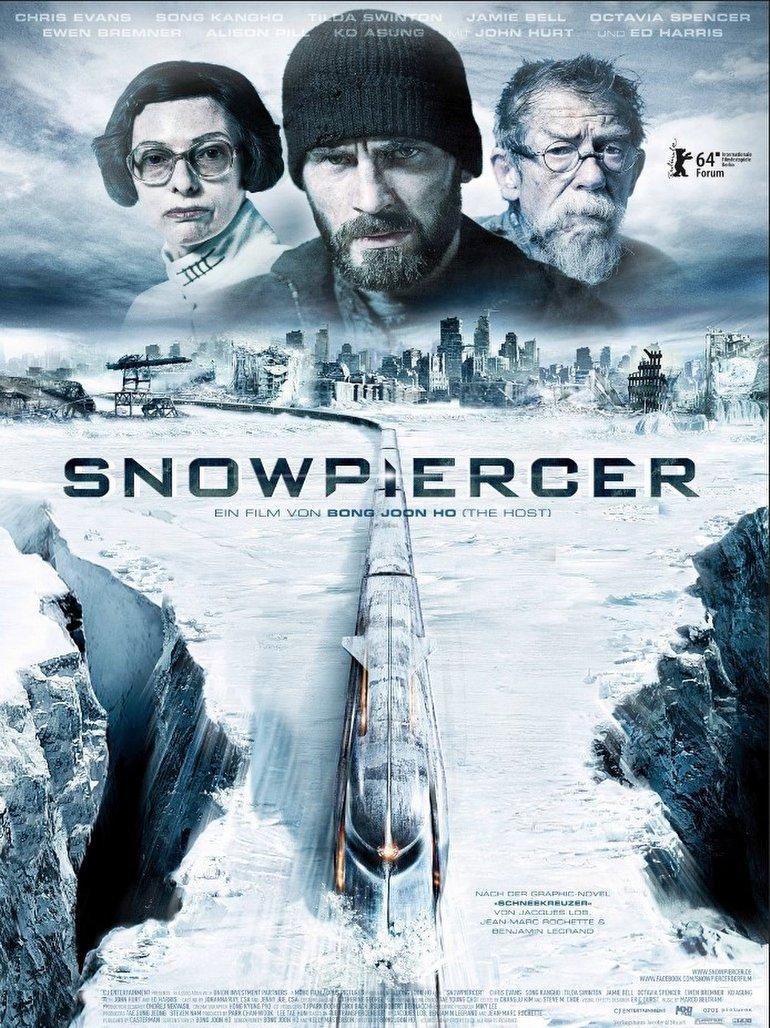 snowpiercer filmi
