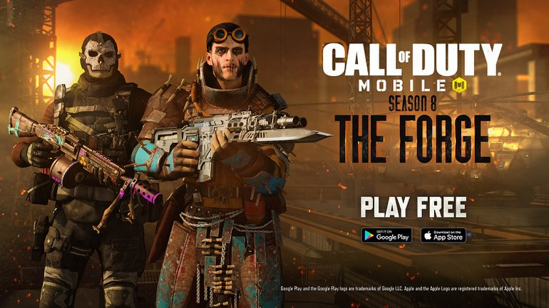 cod the forge