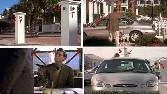Truman Show'dan gizli ayrıntılar