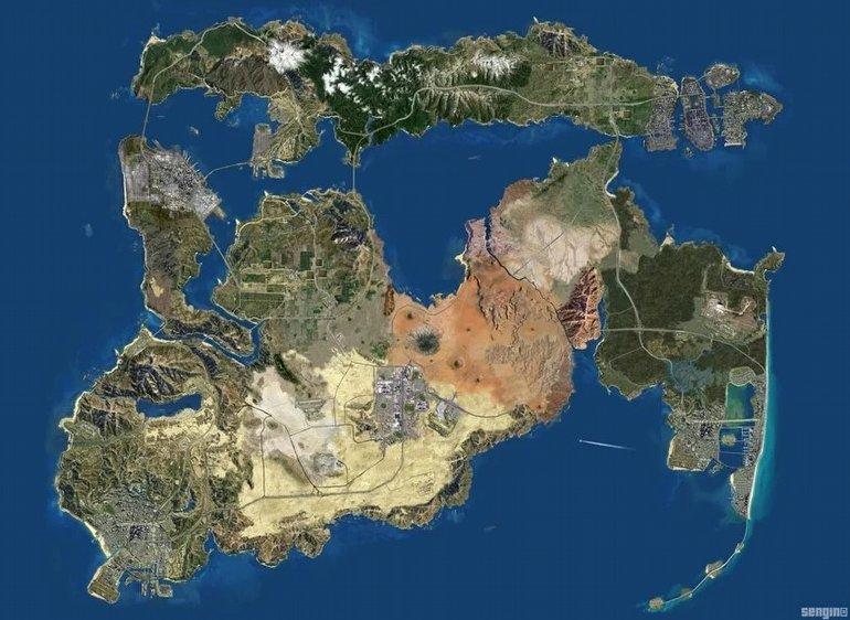 gta 6 harita