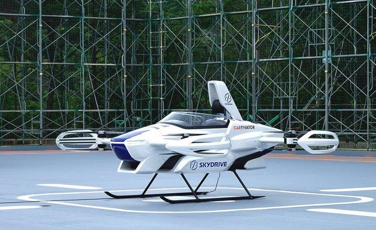 uçan otomobil sd-03