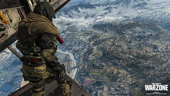 Call of Duty oyuncularına şok