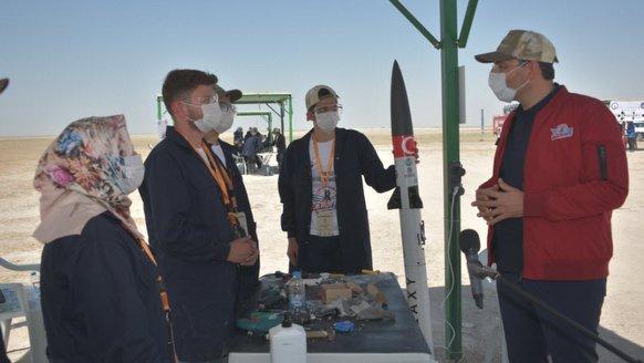 Roketsan'dan 1.000 hediye tablet