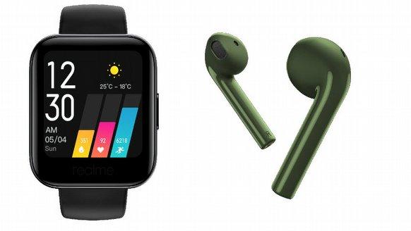 realme'den 2 Yeni Sürpriz Daha: Buds Air Neo ve realme Watch