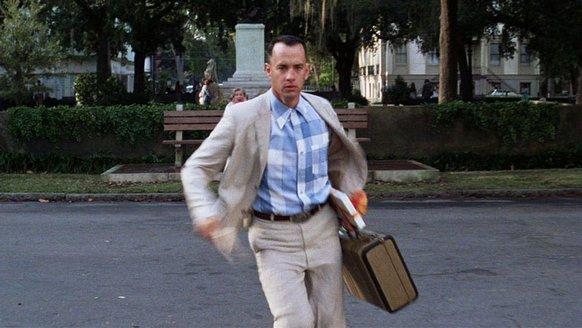 Hanks'ten Forrest Gump açıklaması