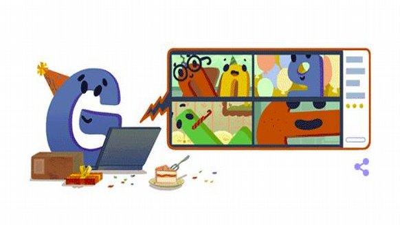 Google'dan 22. Yaş Günü Sürprizi: Google Nasıl Kuruldu; Nasıl Büyüdü?