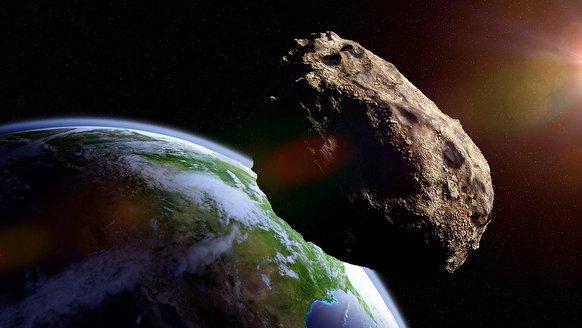 Dünya'ya bir asteroid yaklaşıyor