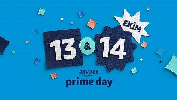 Amazon Prime Day ilk kez Türkiye'de